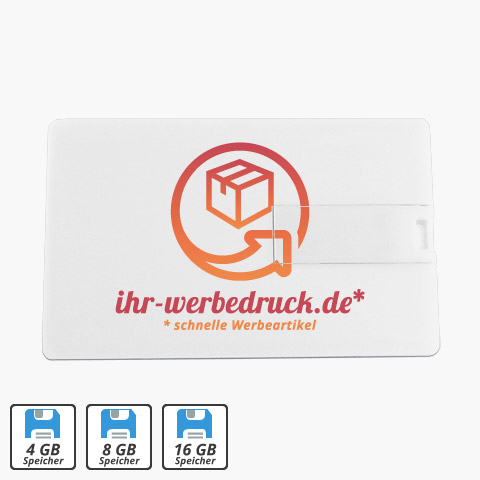 USB-Stick Business mit Aufdruck